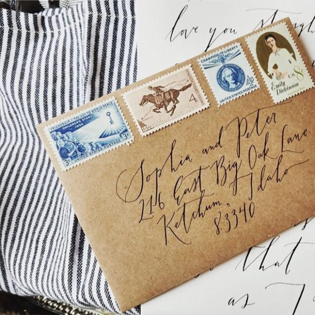 mail art vintage stamps how to buy