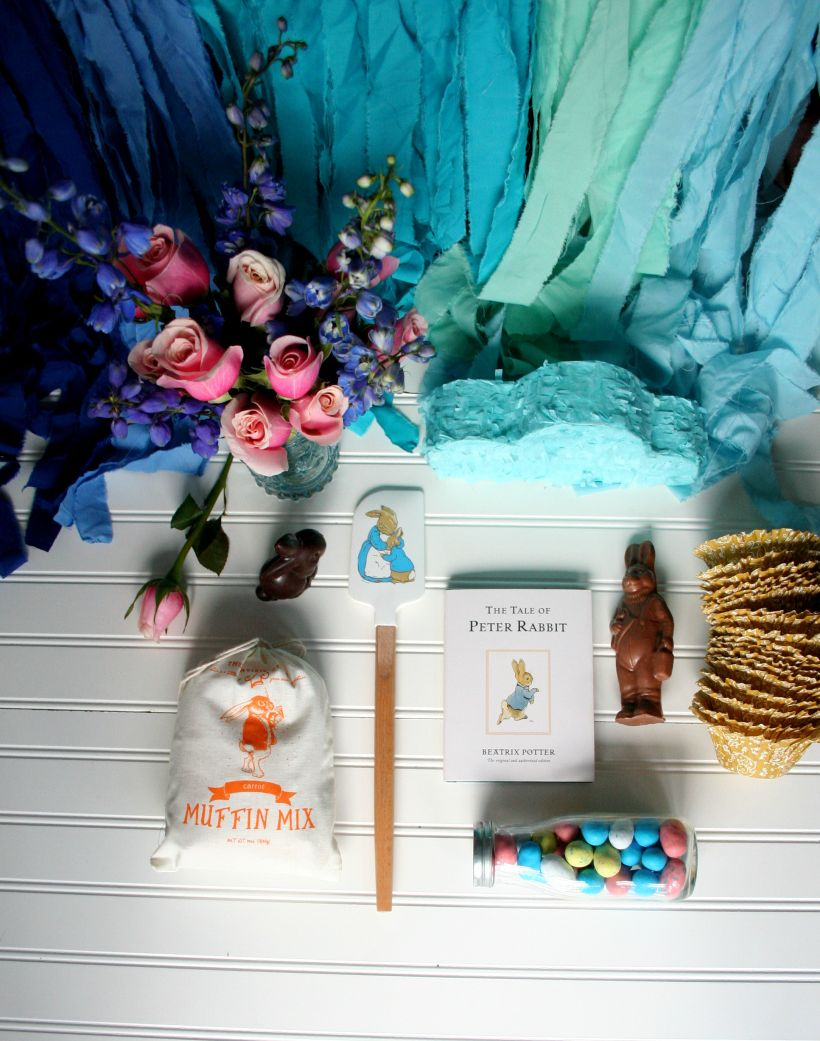 Easter In A Box - Peter Rabbit