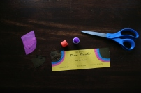 llama pinata invitations tutorial