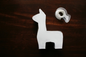 llama pinata invitations diy the brookhaven house